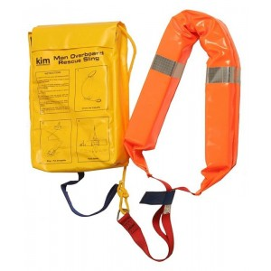 Ocean Safety Kim MOB Rescue Sling