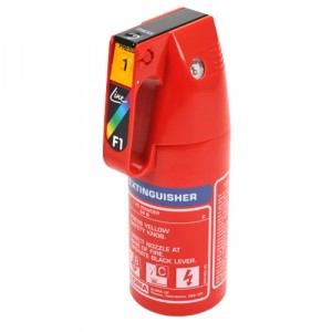 Ocean Safety Gloria Dry Powder Fire Extinguisher