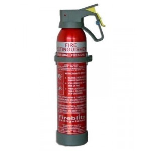 Aquafax Fireblitz Dry Powder Fire Extinguisher