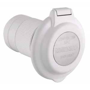 Marinco Shorepower Inlet Contoured