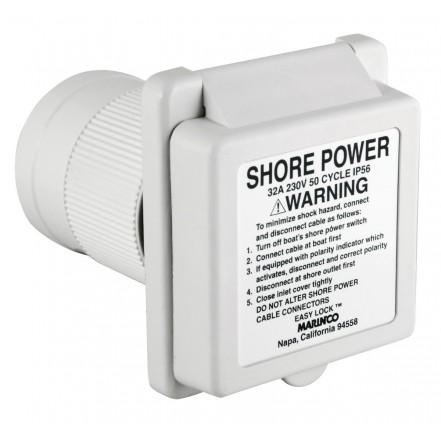 Marinco Shorepower Inlet Standard Nylon