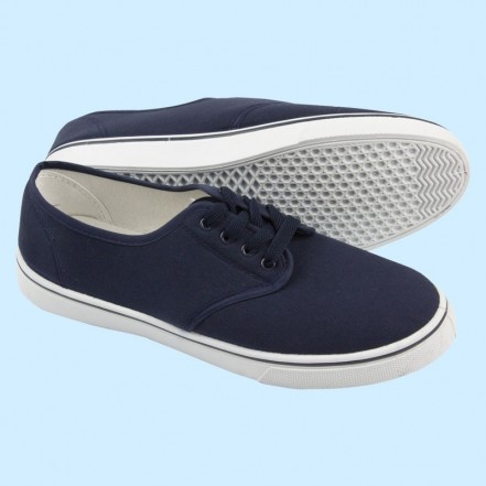 Nauticalia Yachtmaster Canvas Shoes Lace Up