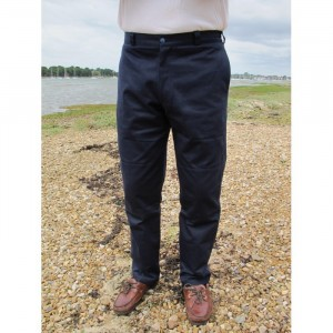 Captain Currey Crewman Trousers Navy