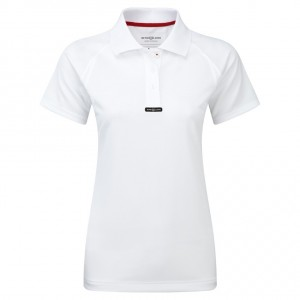 Henri Lloyd Fast-Dri Polo Optic White Women's