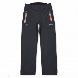 Musto BR1 High Back Rib Trousers Black 2018