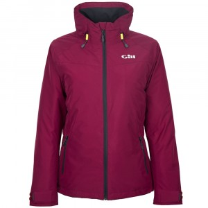 Gill Pilot Jacket Women's Berry