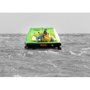 Seago Sea Cruiser ISO 9650-2 Liferafts