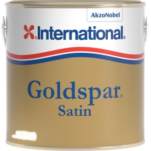 International Gold Spar Satin Varnish