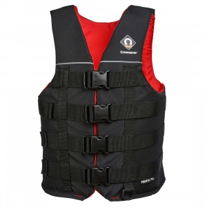 Crewsaver Ski Vest 70 Newton Black/Red
