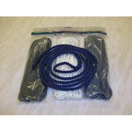 Seago Fender Lanyards Pack Of Two