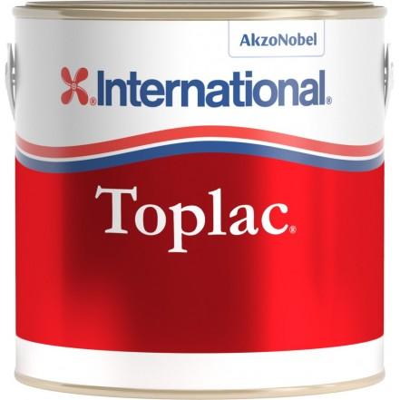 International Toplac High Gloss Yacht Enamel