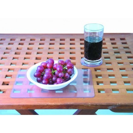 Meridian Zero Safestrip Placemats and Coasters