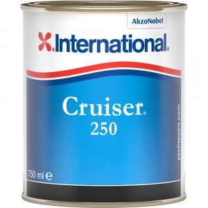 International Cruiser 250 Self Eroding Antifouling