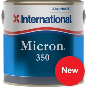 International Micron 350 Self Polishing Antifouling