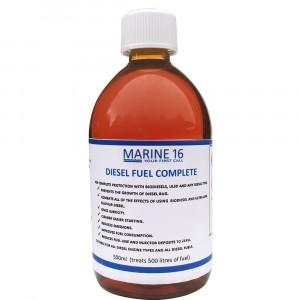 Marine 16 Diesel Fuel Complete 100ml