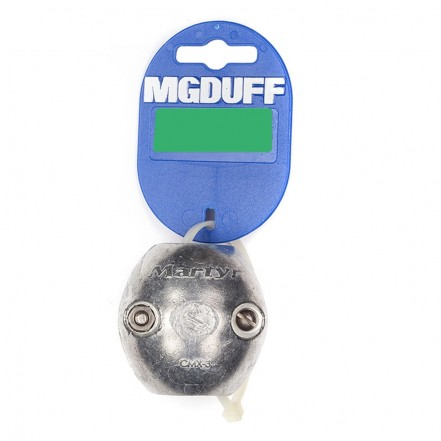 MG Duff Aluminium Shaft Anode