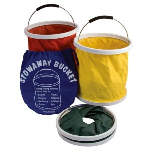 Buckets - Stowaway