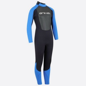 Animal Nova 19 3/2 Kid's Blue/Black Wetsuit