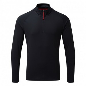 Gill UV Tec Long Sleeve Zip Tee