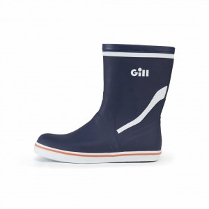 Gill Junior Short Cruising Boot Navy