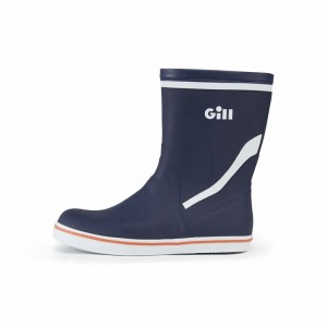 Gill Short Cruising Boot Navy
