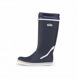 Gill Junior Tall Yachting Boot Navy