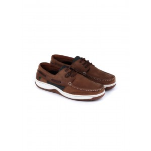 Dubarry Regatta Shoe Extra Fit Donkey Brown
