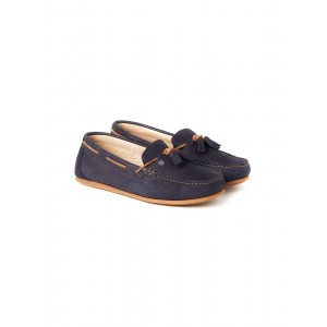 Dubarry Jamaica Ladies Loafer Navy