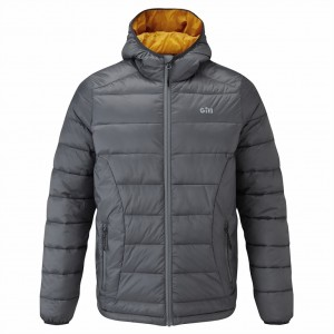 Gill North Hill Jacket Ash/Ochre