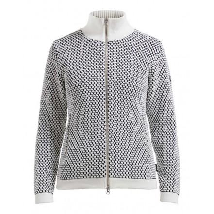 Holebrook Bobble Windproof Zip Sweater