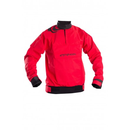Typhoon Sirocco Adult Smock Red