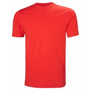 Helly Hansen Crew Tee Alert Red