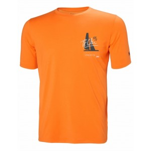 Helly Hansen HP Racing Tee Blaze Orange