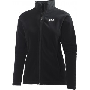 Helly Hansen Daybreaker Zip Fleece Black