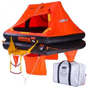 Seago Sea Master Liferaft ISO9650-1 Valise