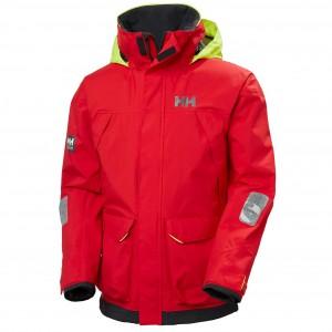 Helly Hansen Pier 3 Jacket Red
