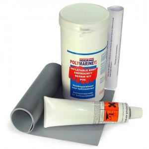Polymarine PVC Inflatable Boat Repair Kit