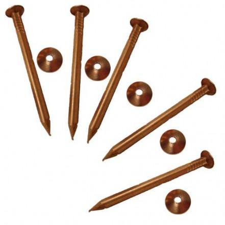 Holt Marine Copper Nails & Roves