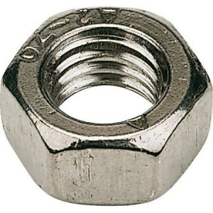 Holt Marine Stainless Steel Hexagon Nuts (A4)
