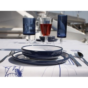 Marine Business Columbus Melamine Tableware