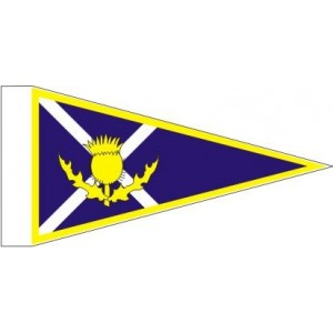 Ensign Flags Clyde Cruising Club Burgee Sewn