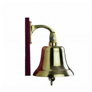 Nauticalia Quayside Bell with Lanyard