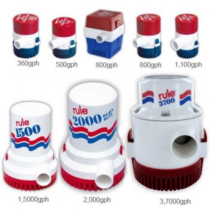 Jabsco Rule Submersible Bilge Pump