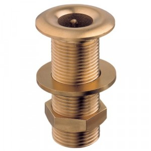 Aquafax Skin Fitting Threaded Brass
