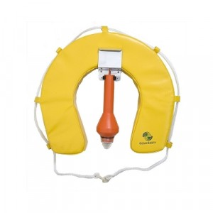 Ocean Safety Lifebuoy Set